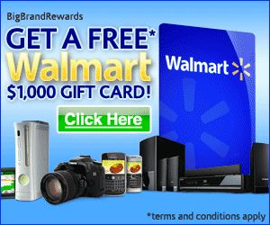 Free Online Walmarts Gift Card Giveway  http://trkur.com/tk?o=13049&p=118477