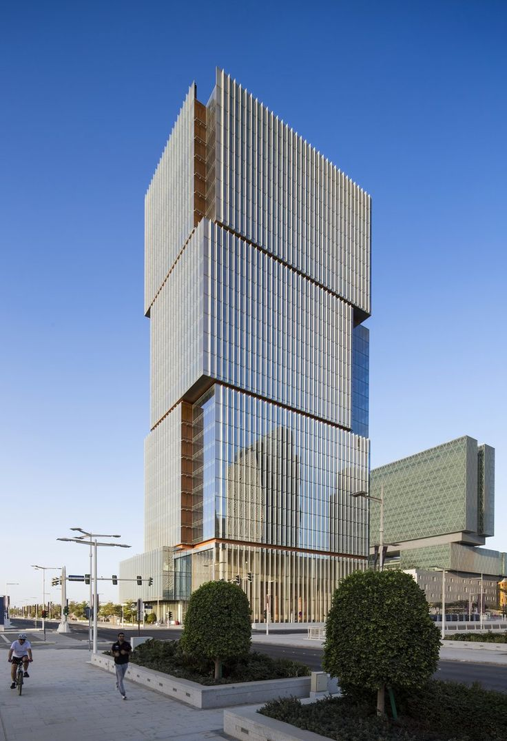 The Al Hilal Bank Office Tower Project Represents An
