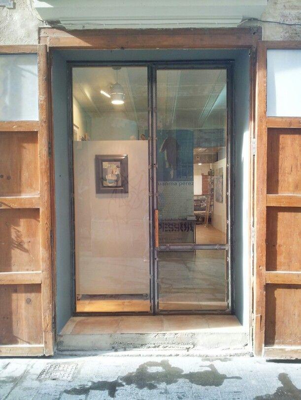 Juanma perez atelier painter 39 s house valencia - Atelier valencia ...