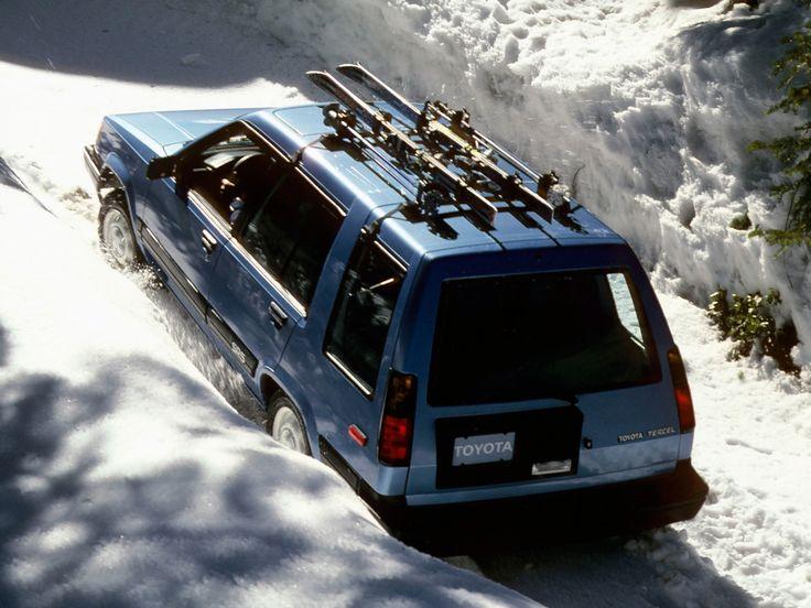 toyota tercel 4wd wagon sr5. LOVE it!!!