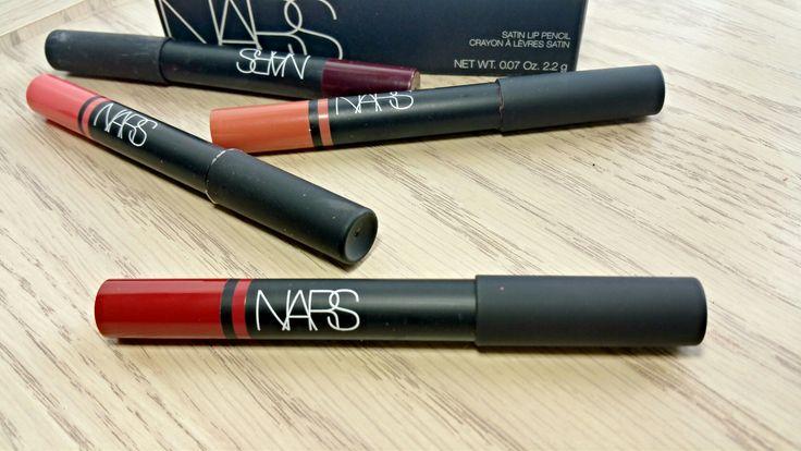 NARS Mandore Satin Lip Pencil Review | Fancieland
