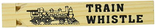 Rhode Island Novelty Wood Train Whistles (12 Pack), 5 3/4... http://smile.amazon.com/dp/B00408K8P0/ref=cm_sw_r_pi_dp_OiHrxb170BVPH