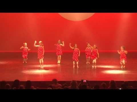 I just wanna dance - Kleuterdans (H'sumse Meent) - YouTube