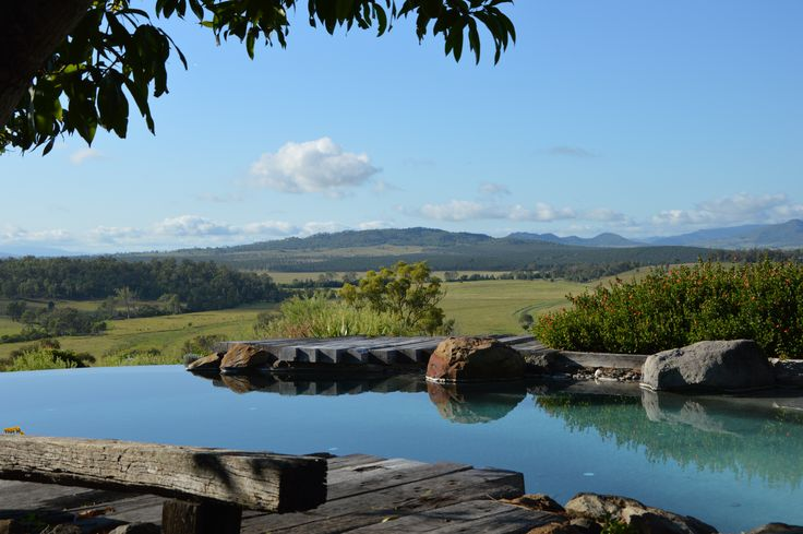 Enjoying a beautiful view at Spicers Hidden Vale #spicersretreats #spicershiddenvale