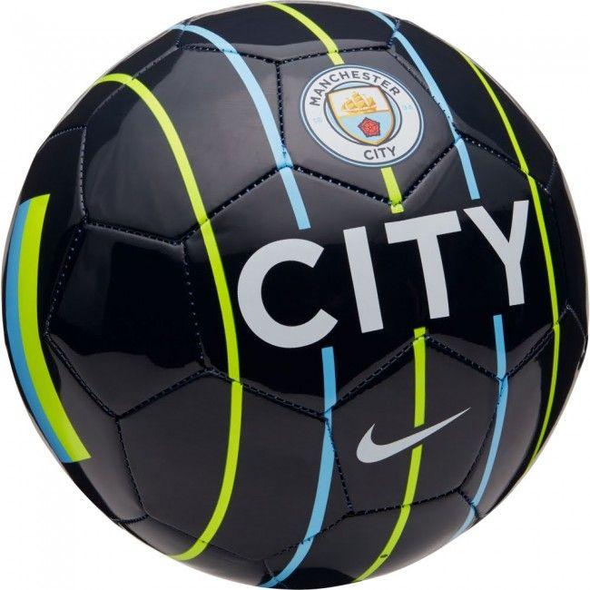 2ed4701bdedb4 Balón fútbol del Manchester City 2018-2019 - Azul (Talla 5)  mancity   manchestercity  football  ballon  ball  balon  pelota  bola  palla   pallone  Мяч  Top ...