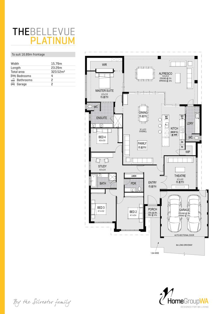398 Best House Plans Images On Pinterest | Architecture, House Floor Plans  And Projects