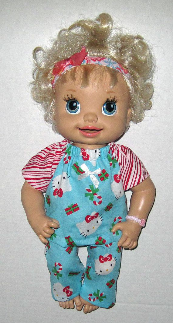 142 Best Doll Clothes Images On Pinterest Pajama Set
