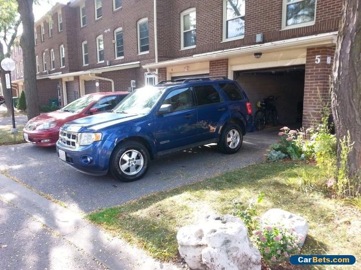 Ford: Escape XLT #ford #escape #forsale #canada
