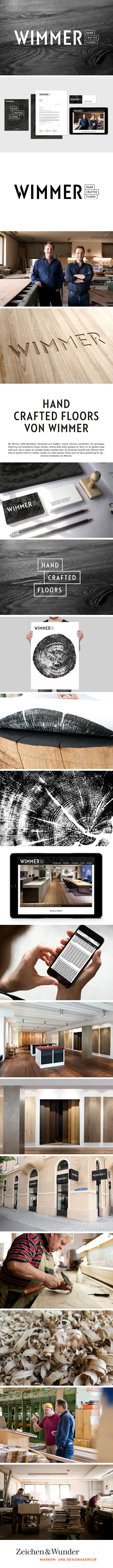 Holzmanufaktur München 21 best wimmer neuer markenauftritt für exklusive holzmanufaktur