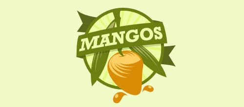 35+Delicious+Mango+Logo+Designs+for+Inspiration