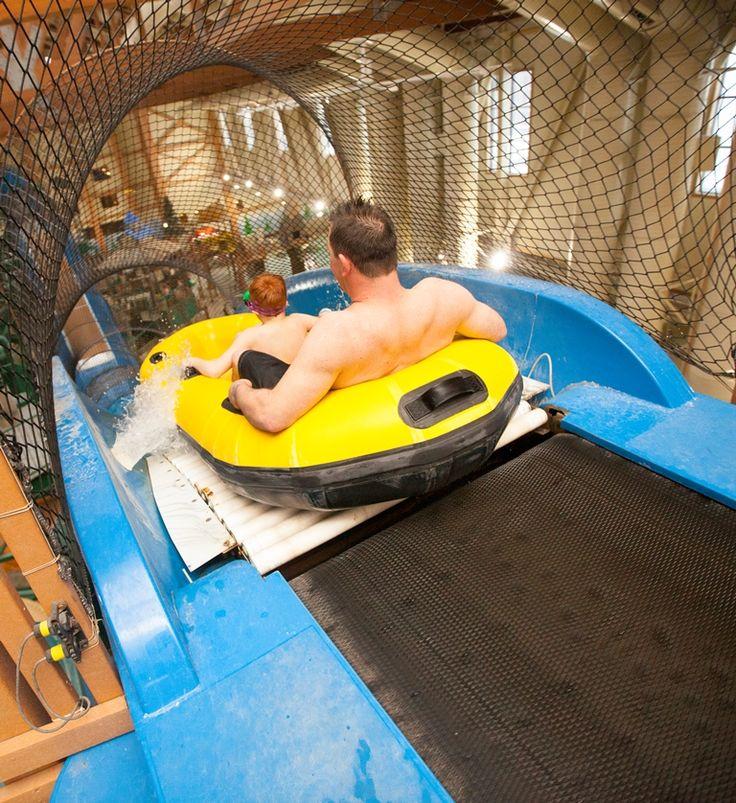 Roller Coaster Meets Water Slide On Niagara Rapids Run