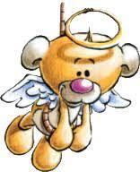 pimboli als engel