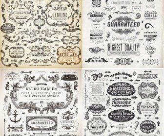 15 best silhouettes vectorgraphicsblog images on pinterest 4 sets of vector vintage frames and labels in decorative classic style for your embellishment card designs wedding invitation templates business cards stopboris Image collections