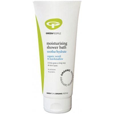 Green People - Ενυδατικό Αφροντούς ''Moisturising'' Αναζωογονεί και θρέφει το δέρμα 200ml    Με Βιολογικά Συστατικά από Αλόη Βέρα, Νερόλι & Μανταρίνι. Πολυτελή και απαλό για καθημερινή χρήση για το μπάνιο ή το ντους σας.  Αναζωογονεί και θρέφει το δέρμα. Καθαρίζει απαλά διατηρώντας παράλληλα τα φυσικά έλαια του δέρματος.  WWW.ORGANICBRANDS.GR