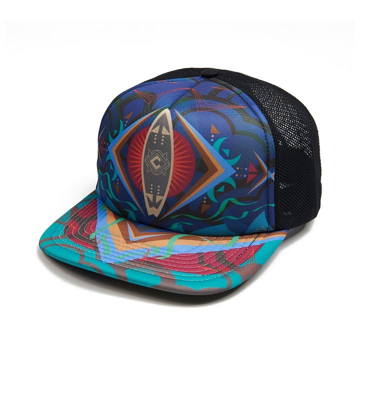 Surf Colorart Cap, Mr. GUGU & Miss GO
