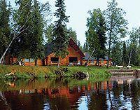 Alaska Fishing Lodge: The Nature's Abode