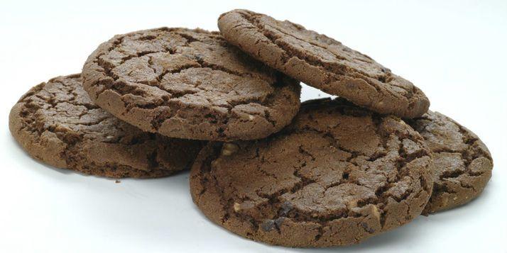 Nutellakoekjes - 3 ingredienten: bloem, nutella, en ei