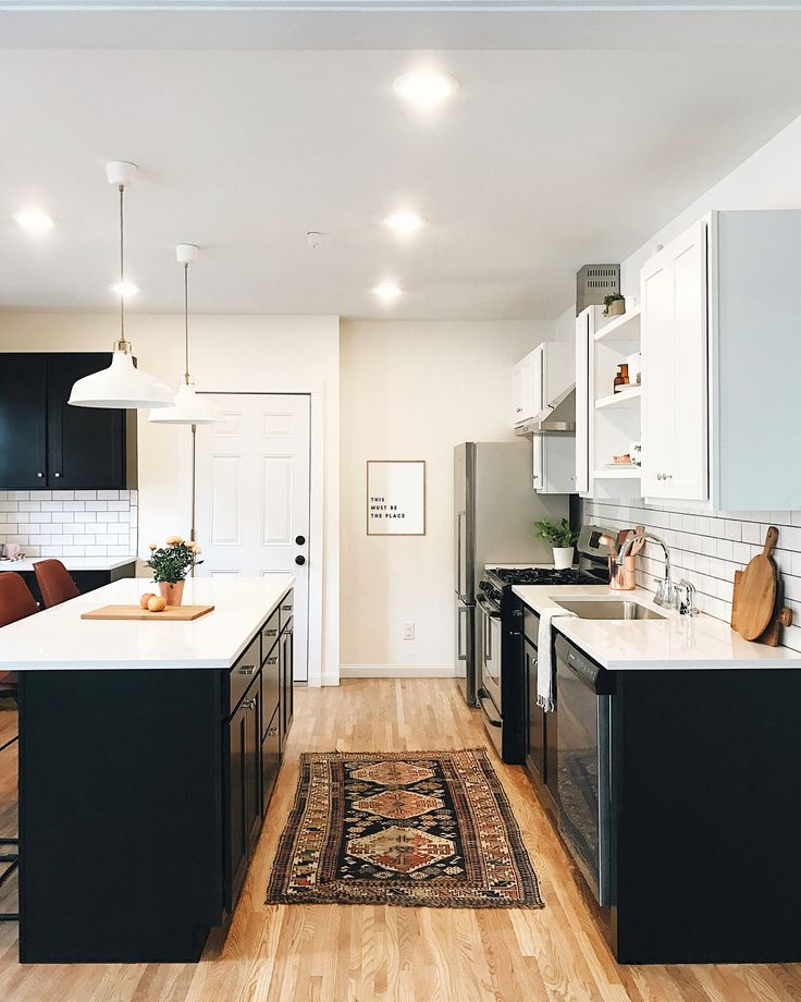 Best 25+ One Wall Kitchen Ideas On Pinterest