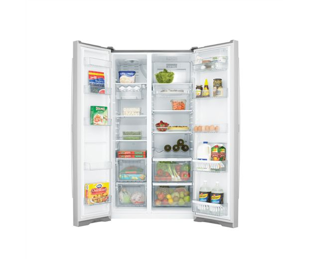 Westinghouse 610L stainless steel side by side fridge & freezer (model WSE6100SF) for sale at L & M Gold Star (2584 Gold Coast Highway, Mermaid Beach, QLD). Don't see the Westinghouse product that you want on this board? No worries, we can order it in for you!