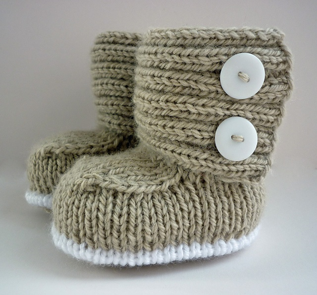 Ravelry: Baby Boots - Jaden pattern by Julie Taylor