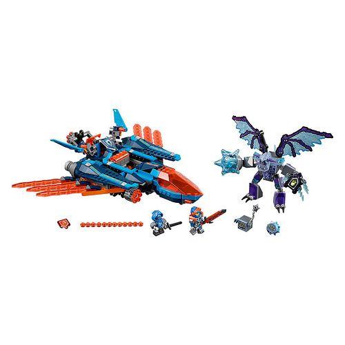 LEGO Nexo Knights Clay's Falcon Fighter Blaster (70351)