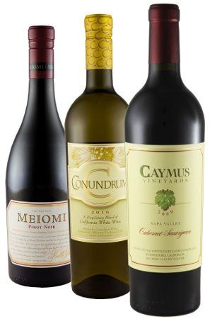 Caymus & More: Wagner Family of Wine Gift Trio