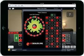 Tablet Roulette Casino on your tablet. Not only does it give you portability, but it also has a big interactive touch screen. Roulette tablet is portable and comfortable to play games anytime,anywhere. #roulettetablet https://onlineroulettecasino.com.au/tablet/