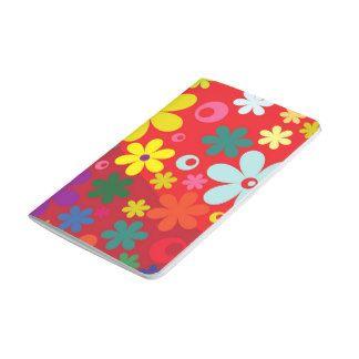 Floral Pocket Journal