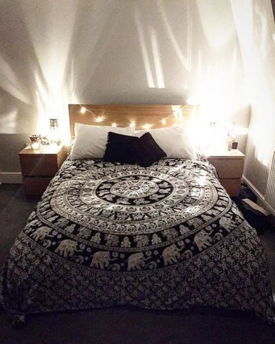 Bedroom Ideas Hippie