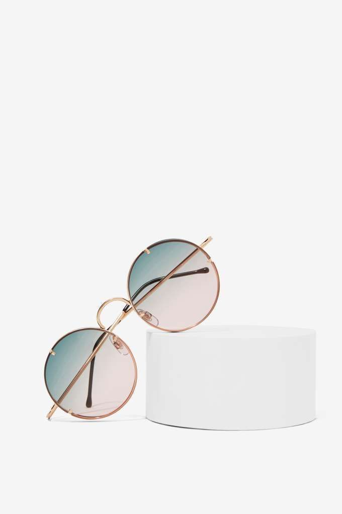 Spitfire Poolside Rounded Shades