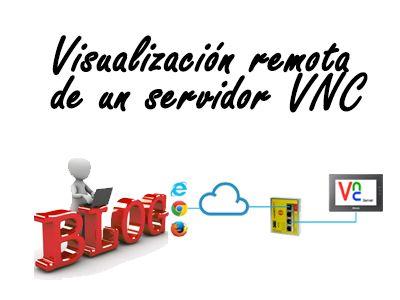 Tutorial - Programación de un #router MB Connect Line con el fin de visualizar un servidor VNC #remoto desde un explorador web.