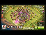 Clash of Clans Gold Farming Attack
