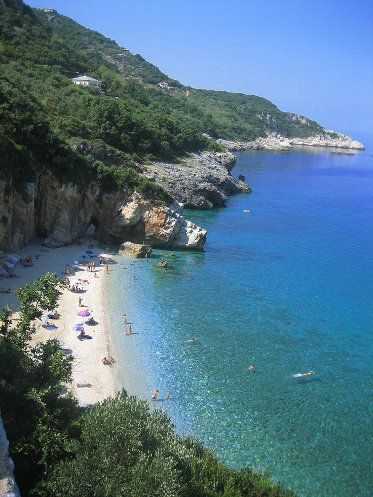 Holidays on Pilio (Pelion), Greece