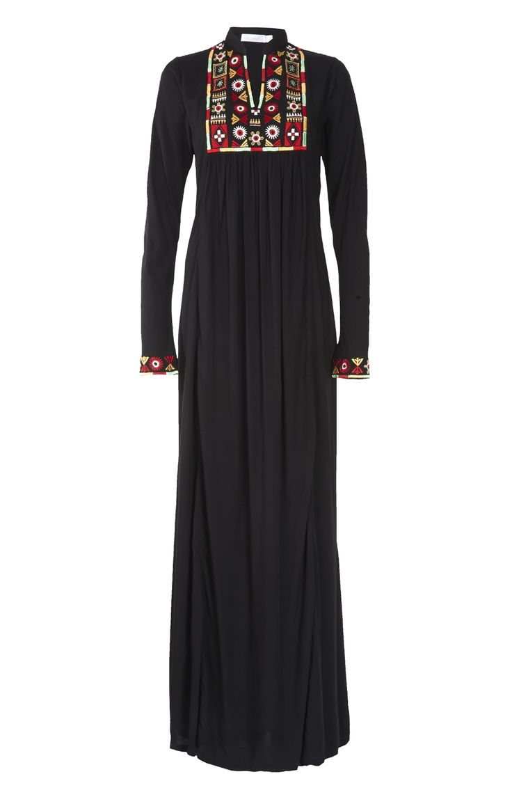 Aab UK Tribal Art Abaya : Standard view