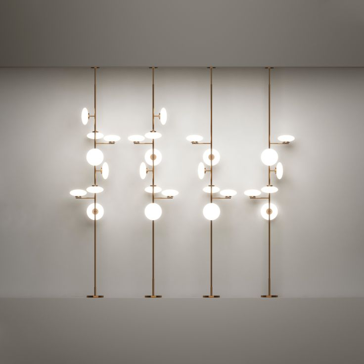 Italian brand penta lighting arrives at fanuli