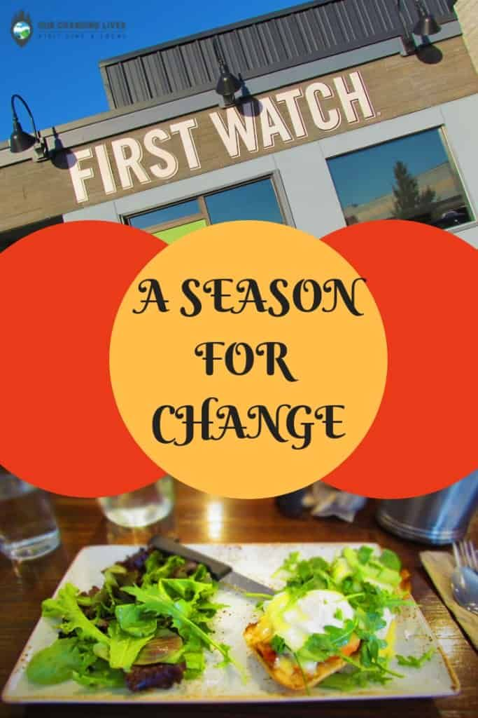 A Season For Change At First Watch Kansas City Breakfast City Dining Food
