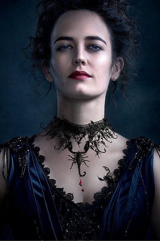 Penny Dreadful was a really interesting, great show. And this woman was fabulous in it. Can't believe she didn't get more recognition for her work on PD.