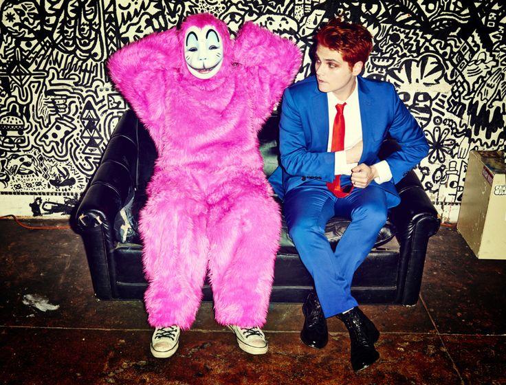 Gerard Way Explains Why He Went Britpop With 'Hesitant Alien' | Rolling Stone