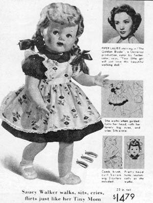 1000 Images About Vintage Ideal Dolls On Pinterest