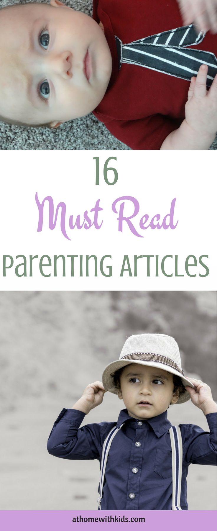 16 Amazong Parenting Articles that will Simplify your Life athomewithkidsathomewithkids.com