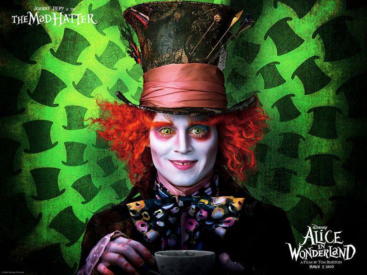 maquillaje sombrerero loco mujer - Buscar con Google
