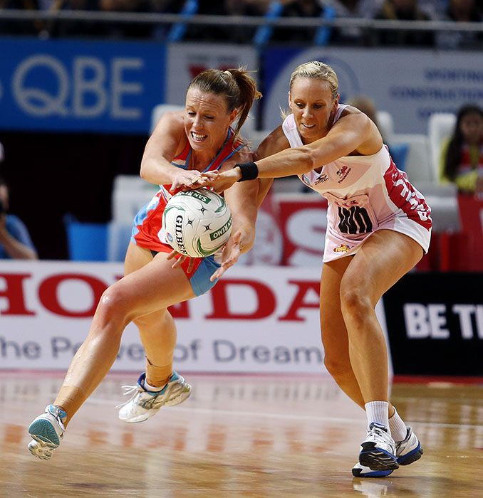 Top job so far, but it's far from finished says Hallinan - THE Adelaide Thunderbirds aren't getting too carried away with their achievements just yet, according to star defender Renae Hallinan.