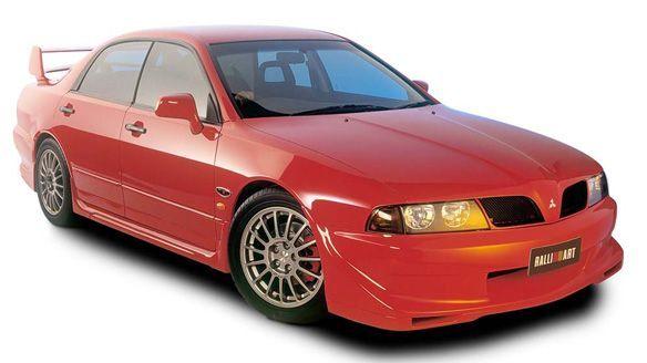 Mitsubishi Magna TH, TJ & Ralliart (1999-2002) Workshop Manual