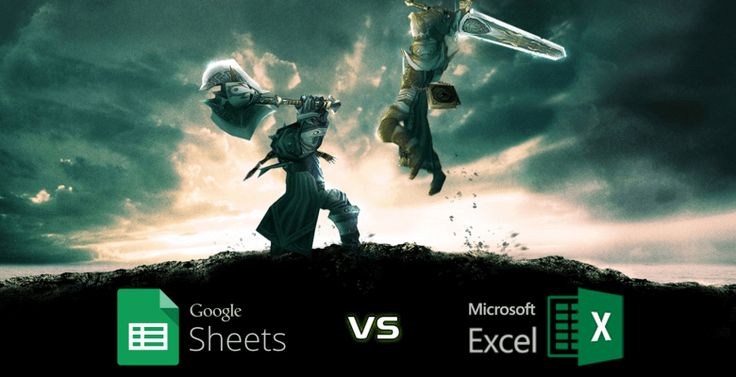 Google Sheets Vs. Microsoft Excel: Which One To Choose?