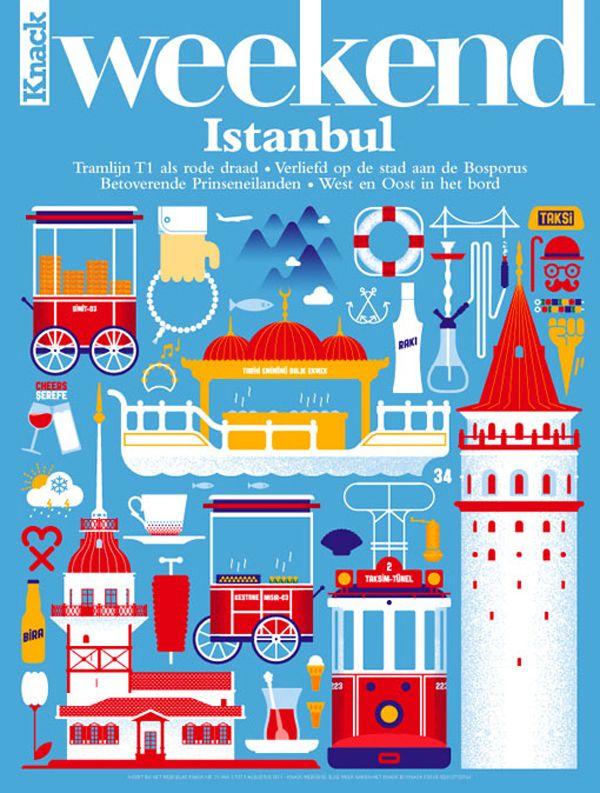 Knack Weekend Istanbul. http://weekend.knack.be/lifestyle/