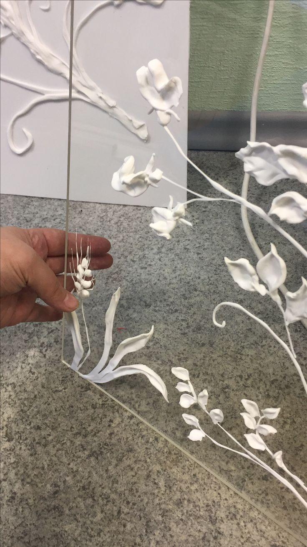 Студия лепки Светланы Хитрово, материал бархатный пластик