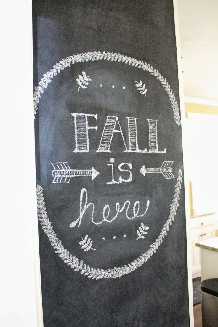 1000 ideas about kitchen chalkboard walls on pinterest. Black Bedroom Furniture Sets. Home Design Ideas