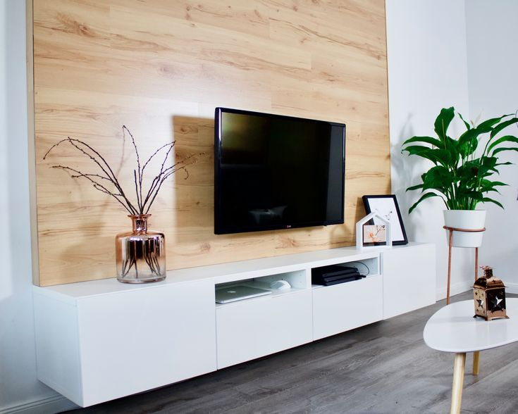 die besten 25 holzwand wohnzimmer ideen auf pinterest. Black Bedroom Furniture Sets. Home Design Ideas