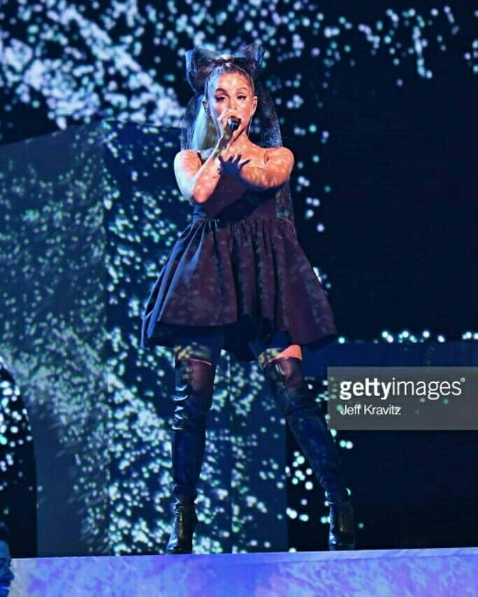 Ariana Grande On Billboard Music Awards 2018 Ariana Grande