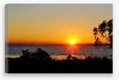 Dampier Peninsula Sunset
